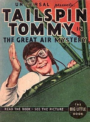 197-140224 In the Old-Time Radio Corner - Tailspin Tommy