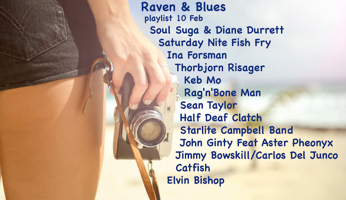 Raven and Blues 10 Feb 2017