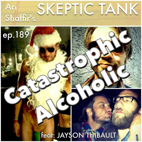 #189: Catastrophic Alcoholic (@TheTeeb)