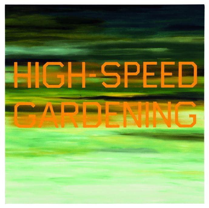 High-Speed Gardening (feat. Wil Williams)