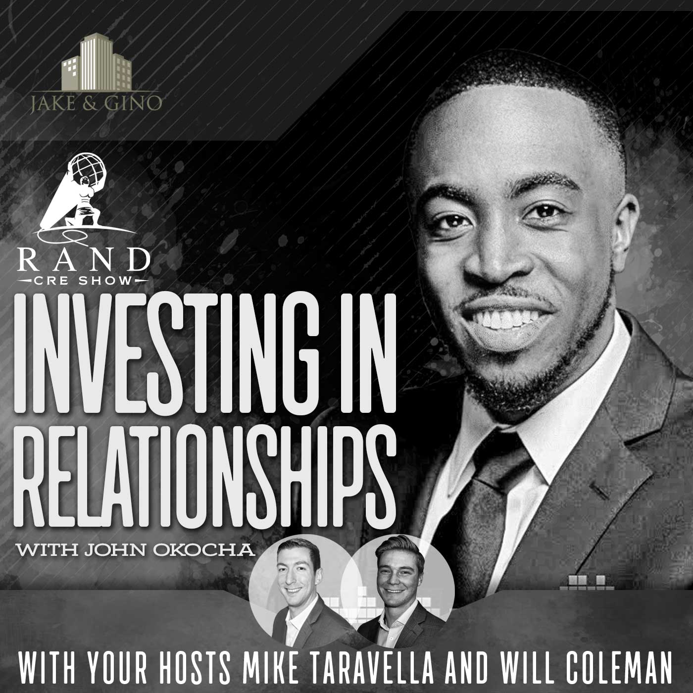 RCRE -  Investing in Relationships with John Okocha