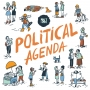 Artwork for Political Agenda — Leadership Transitions, Maritime Disputes and Why We Care