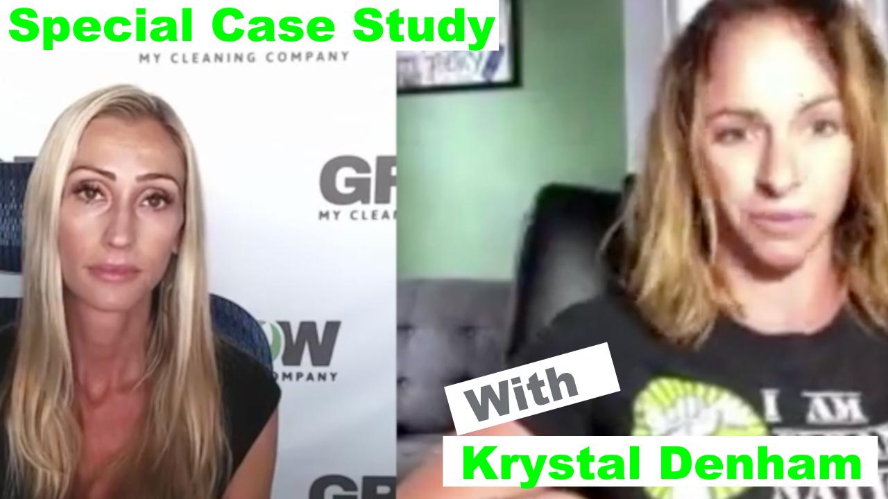 Artwork for Special Case Study With Krystal Denham : 446 : Mike Campion LIVE