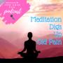Artwork for Meditation Digs Up Old Pain