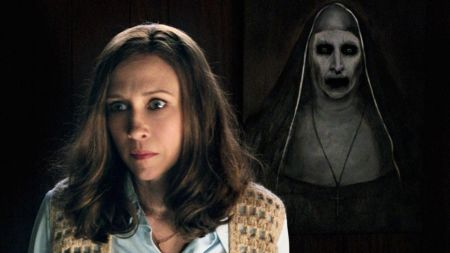 Episode 130 -The Conjuring 2 review, Zip Unzipped, Taking Doug to School