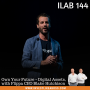 Artwork for 144: Own Your Future – Digital Assets, with Flippa CEO Blake Hutchison
