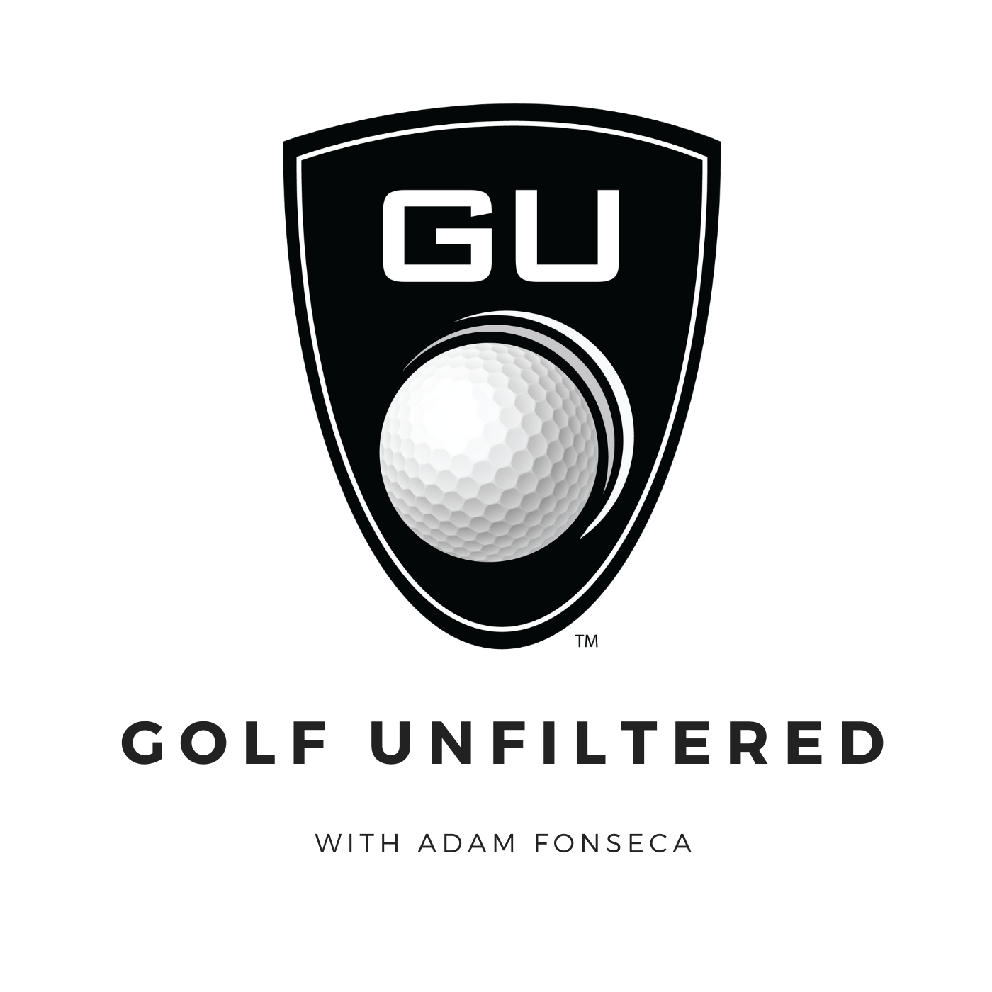 Golf Unfiltered Podcast show art