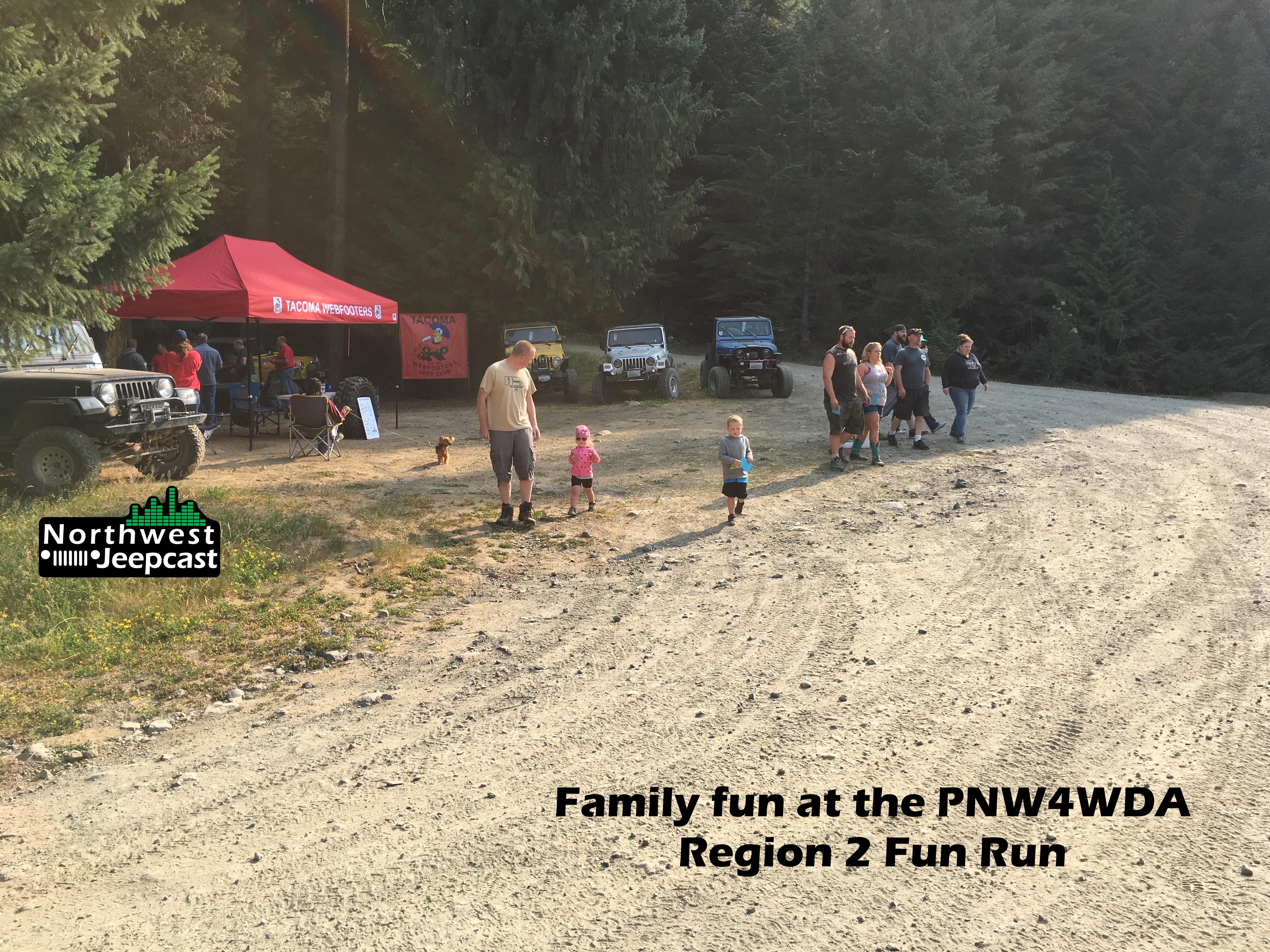 Northwest Jeepcast - Jeep Podcast - PNW4WDA