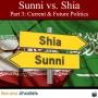 Artwork for EP132: Sunni vs. Shia 🕋 Part 3: Current & Future Politics
