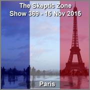 The Skeptic Zone #369 - 15.Nov.2015
