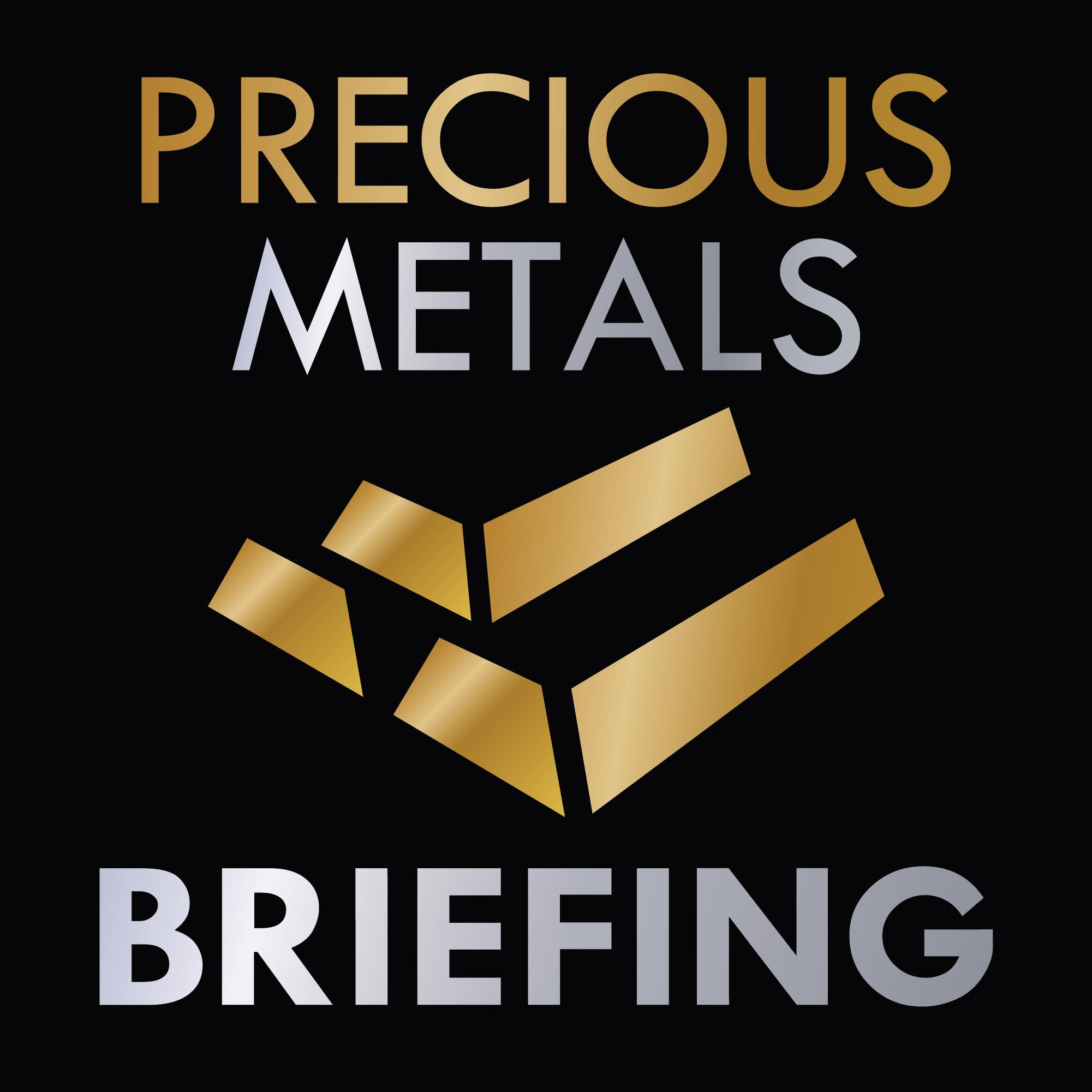 Precious Metals Briefing show art