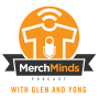 Artwork for Merch Minds Podcast - Episode 135: Interview with Illustrator Drew Pocza