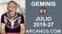 Artwork for HOROSCOPO GEMINIS - Semana 2019-27 Del 30 de junio al 6 de julio de 2019 - ARCANOS.COM