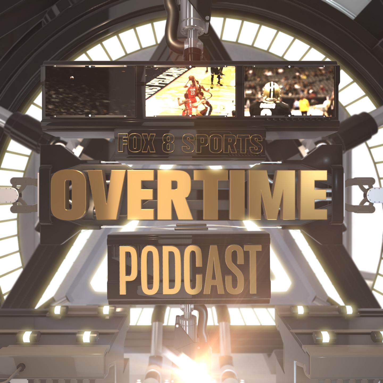 FOX 8 Overtime show art