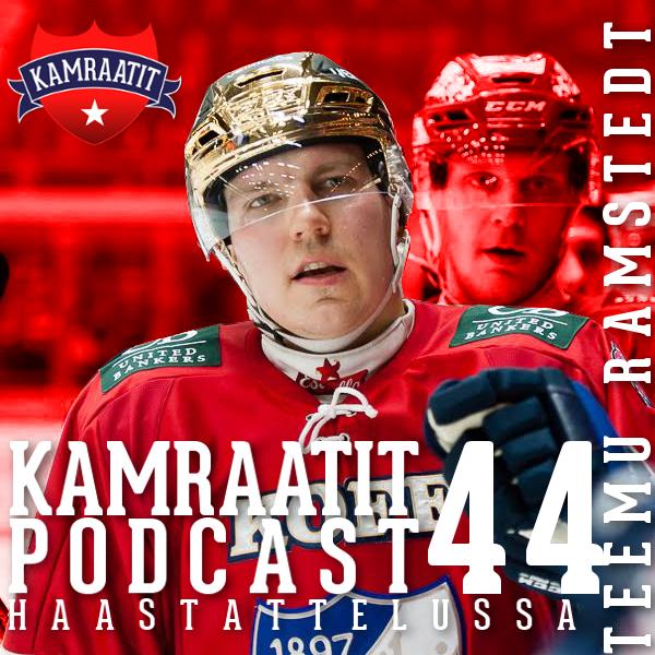 Jakso 44 : Teemu Ramstedt ja viimeiset kymmenen ottelua runkosarjaa