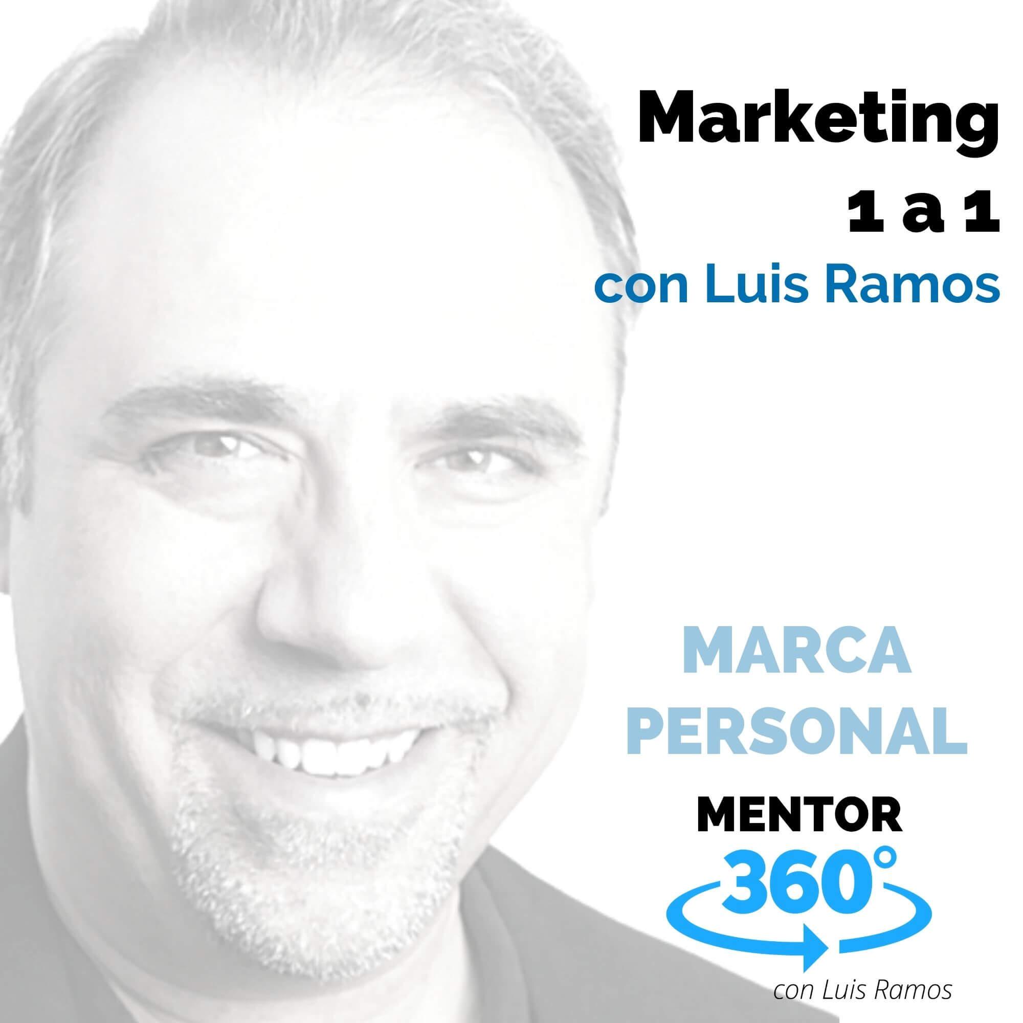 Marketing 1 a 1 - MENTOR360