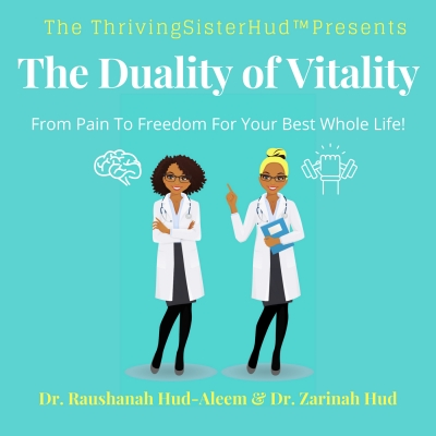 Duality of Vitality: From Pain to Freedom for Your Best Whole Life show image