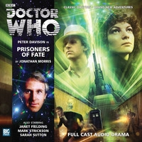 TDP 332: Prisoners of Fate -Big Finish Main Range 174