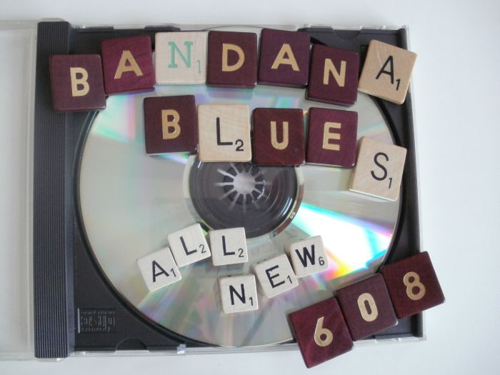 Bandana Blues#608  NEW, NEW, and more NEW STUFF!!!