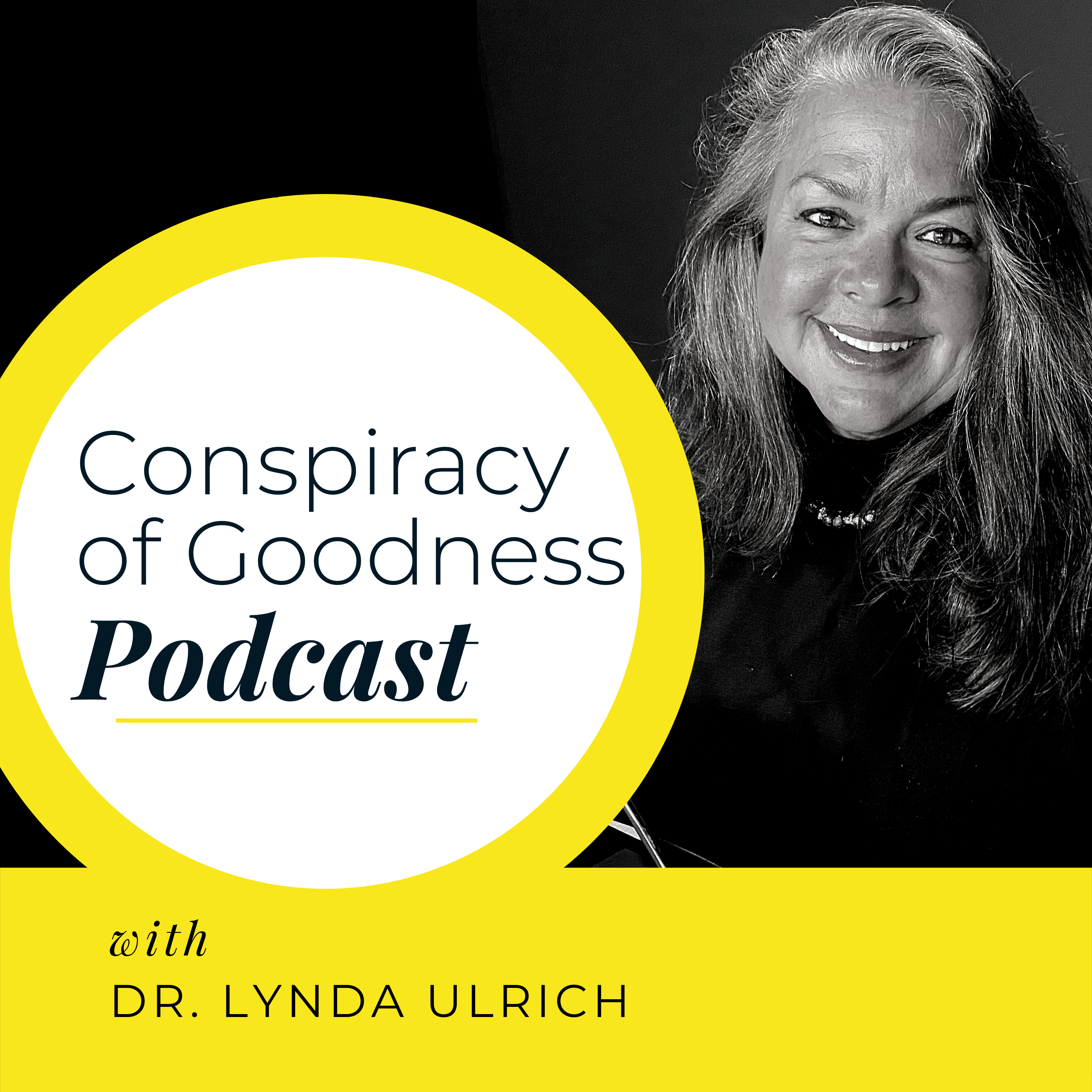 Artwork for The Truth Behind the Conspiracy of Goodness with Liesl Ulrich-Verderber