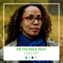Artwork for EP 6 LifeClub: Dr. Tia Dole, Ph.D. on Therapy, Changing Your Mind & Making Decisions