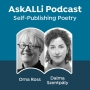 Artwork for The Basics of Digital Poetry Book Distribution and Sales, with Orna Ross and Dalma Szentpály: Self-Publishing Poetry Podcast