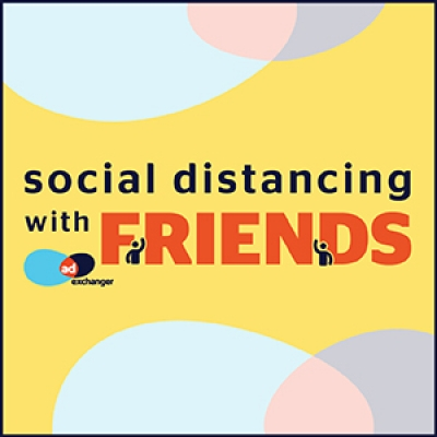 Social Distancing With Friends show image