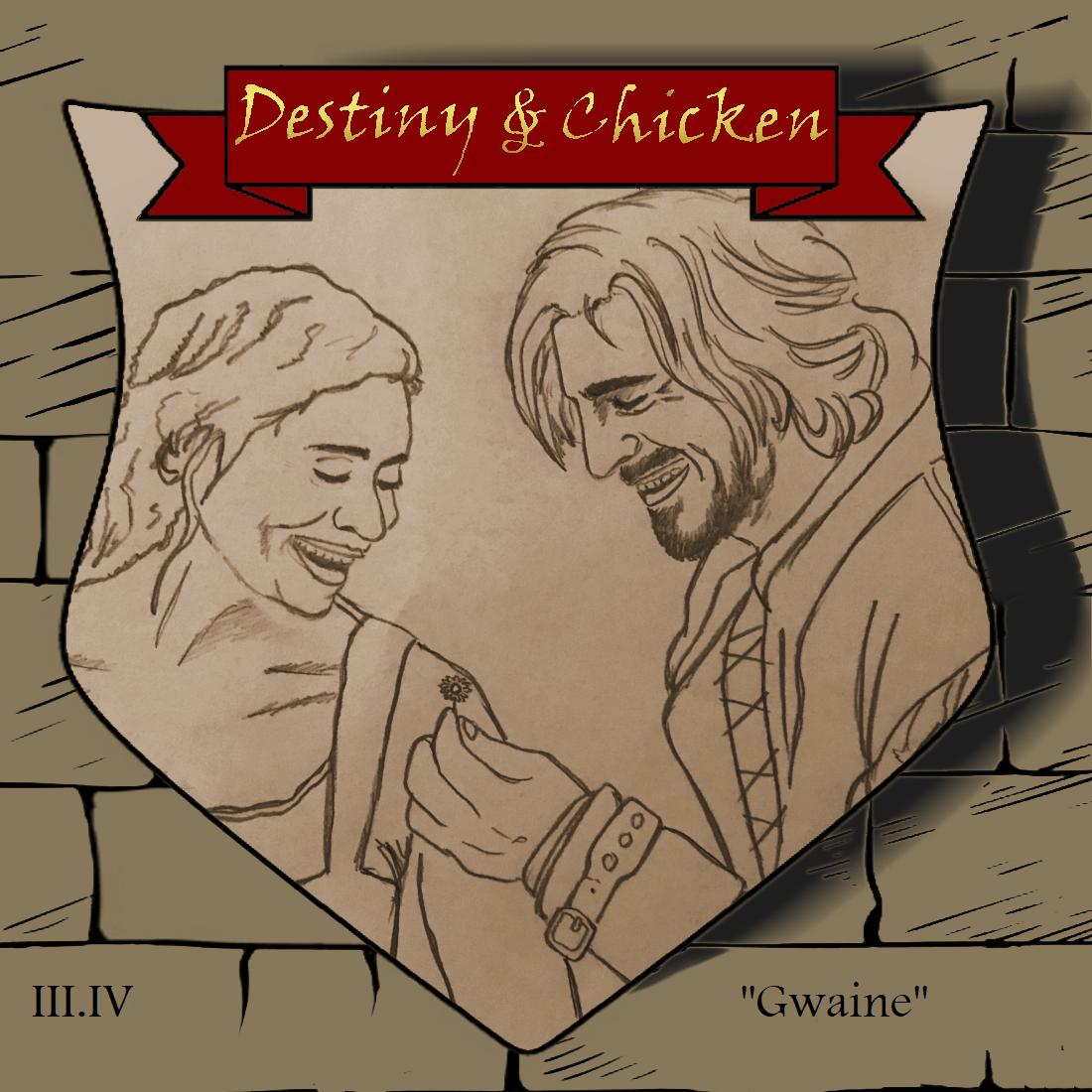 Episode III.IV - Gwaine