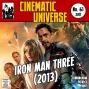 Artwork for Episode 61: Iron Man Three (2013)