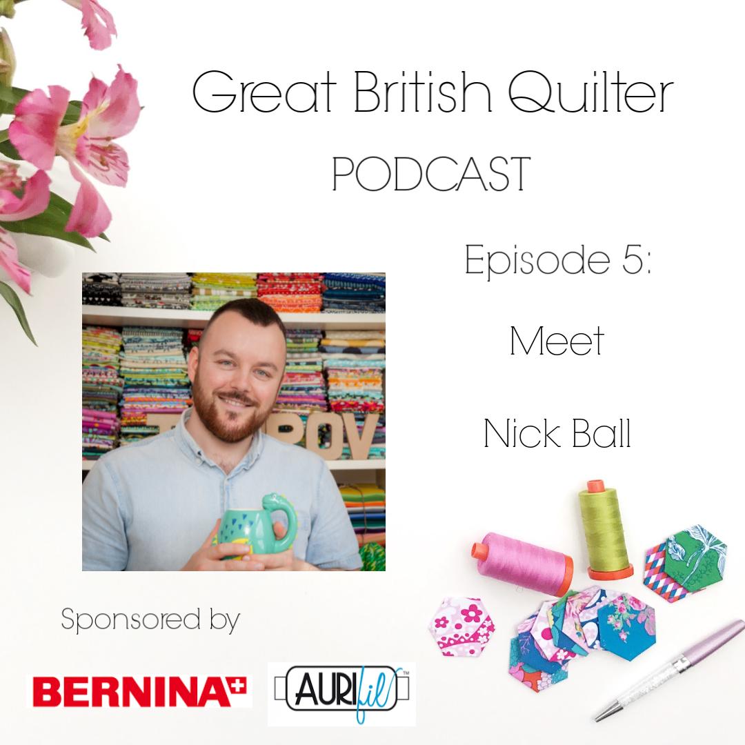 Episode 5: Meet Nick Ball