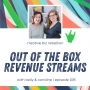 Artwork for Episode 108 - Out of the Box Revenue Streams