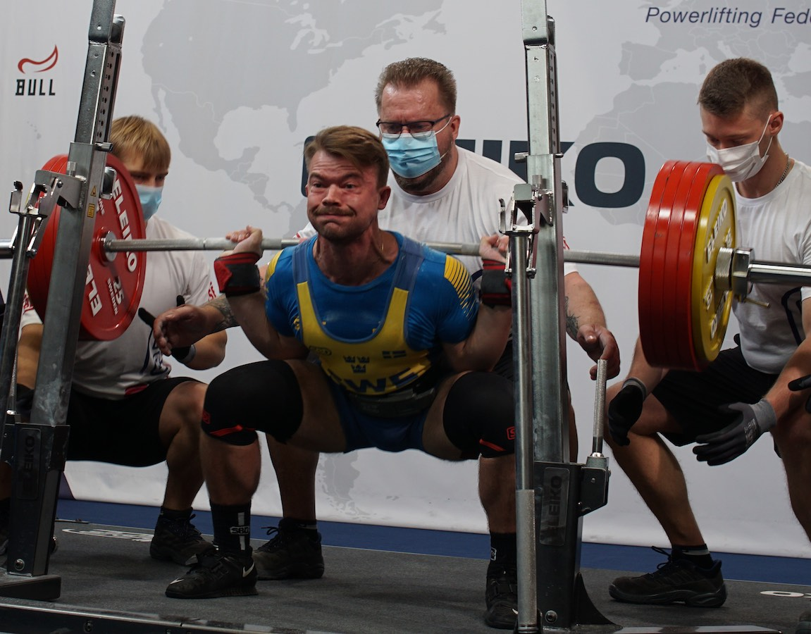 Avsnitt 738: Josef om VM i styrkelyft
