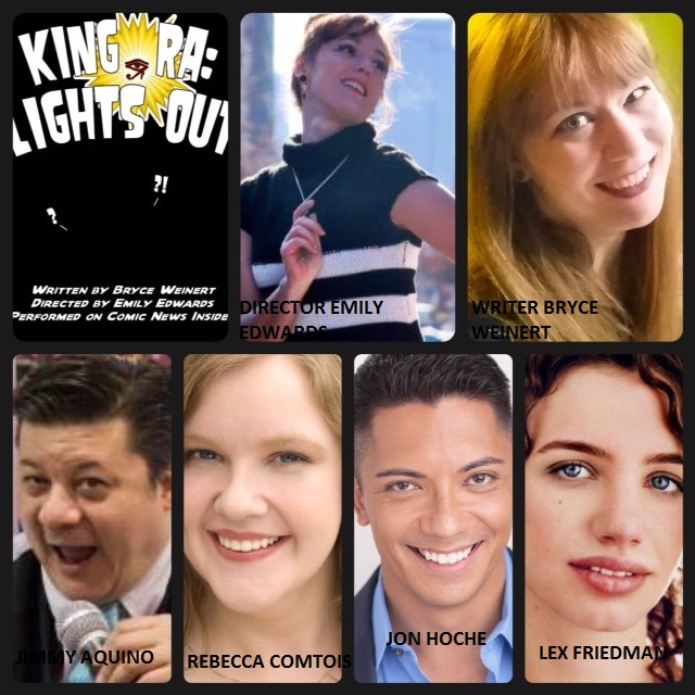Episode 579 - CNI Theater Presents - King Ra: Light's Out!