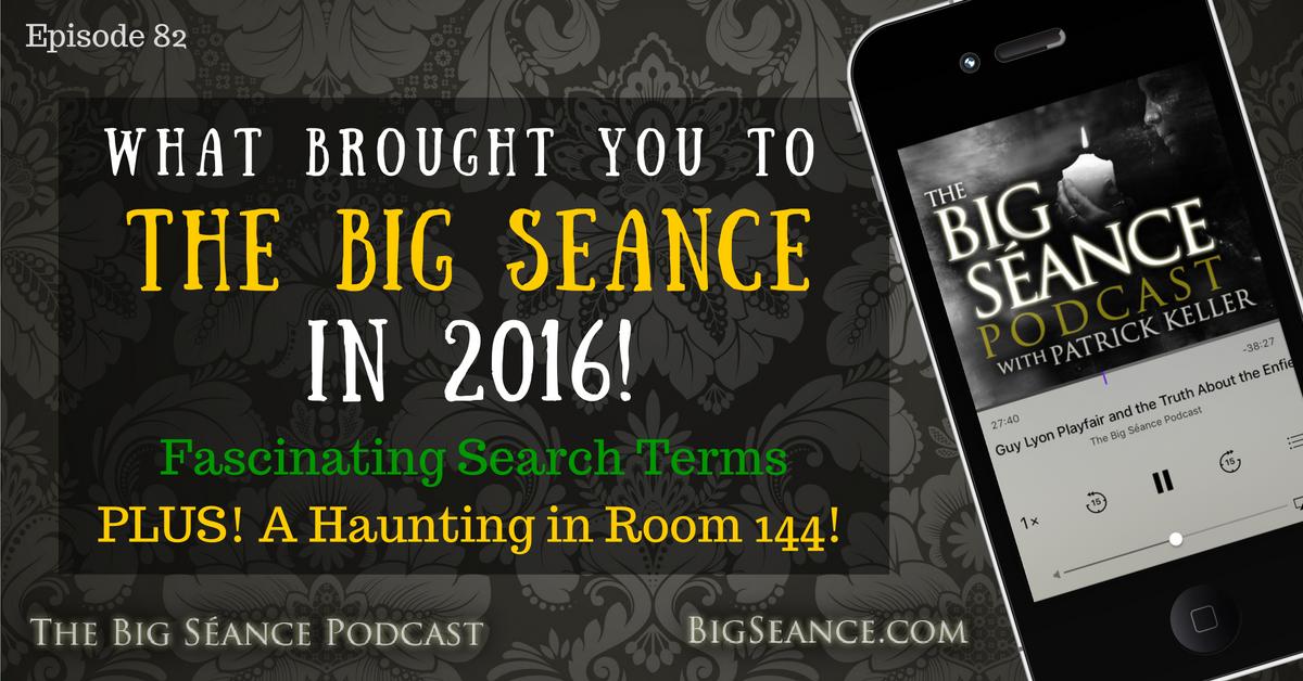 Big Seance Podcast