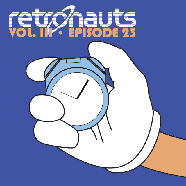Retronauts Vol. III Episode 23: Speedruns