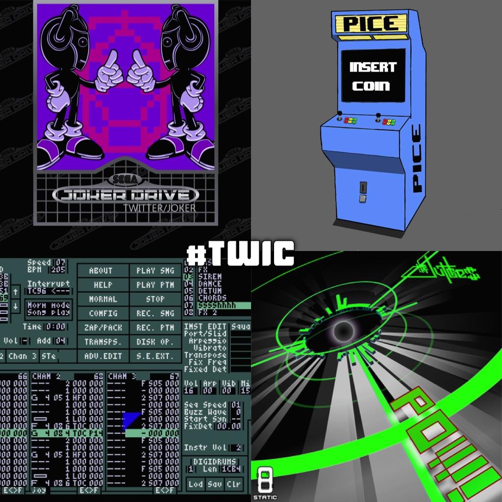 TWiC 024: Joker, PICE, The Dutchess, ChipMusic.org