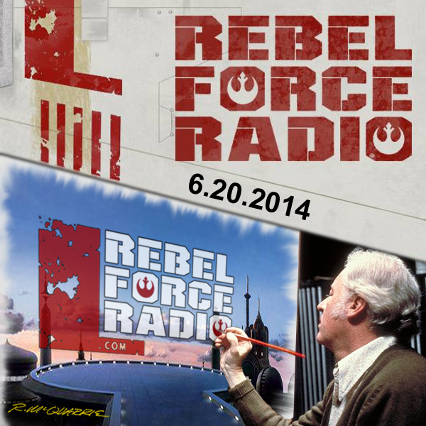 RebelForce Radio: June 20, 2014