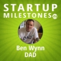Artwork for Raising 2 million with just an idea, company culture, business networking - with Ben Wynn, DAD CEO&founder, London