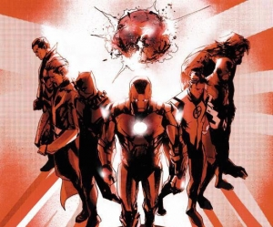 NEW AVENGERS vol. 1 with David Dissanayake, Erik Grove and Ian Mageto