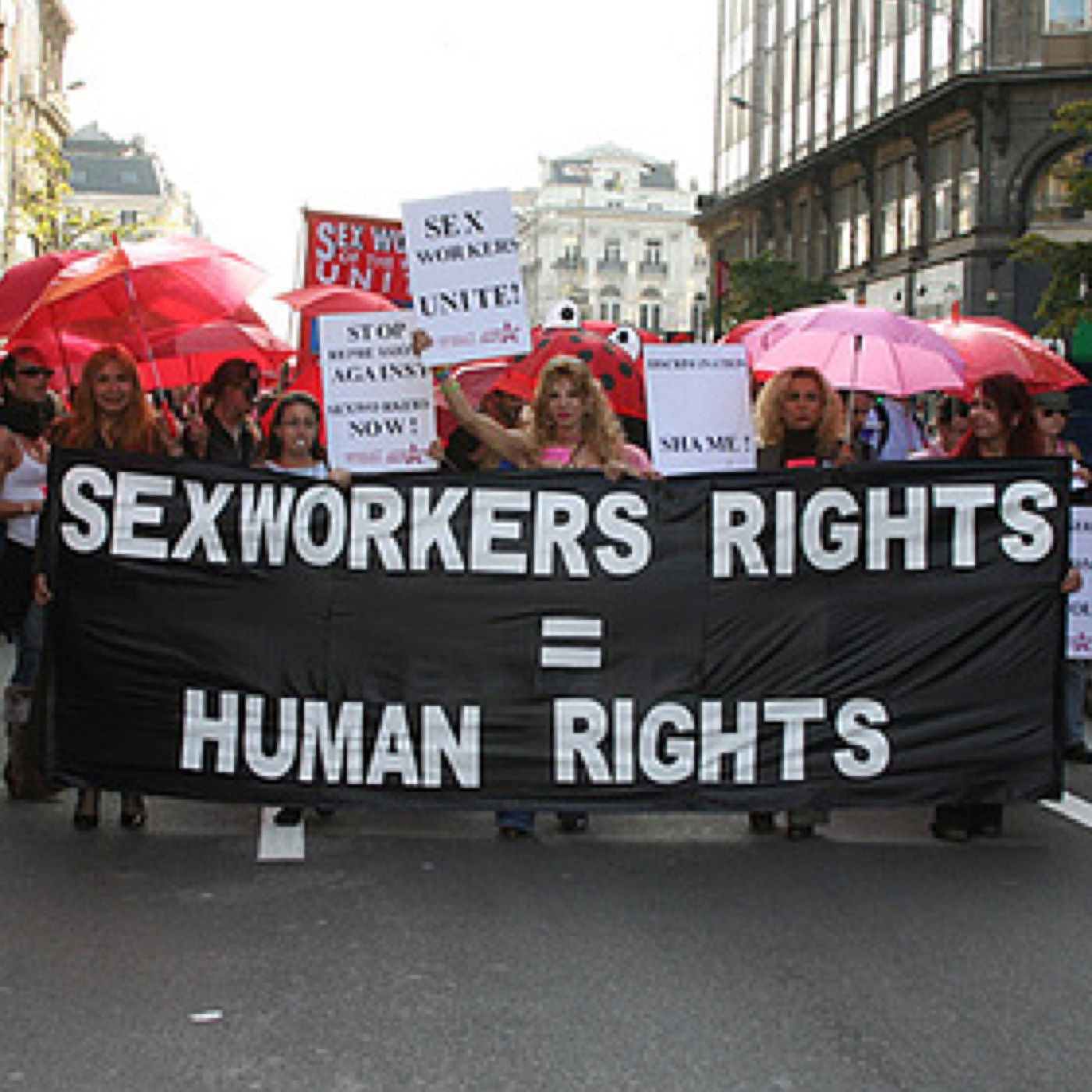 (2015/09/08) It is neither all good nor all bad (Sex Workers Rights)