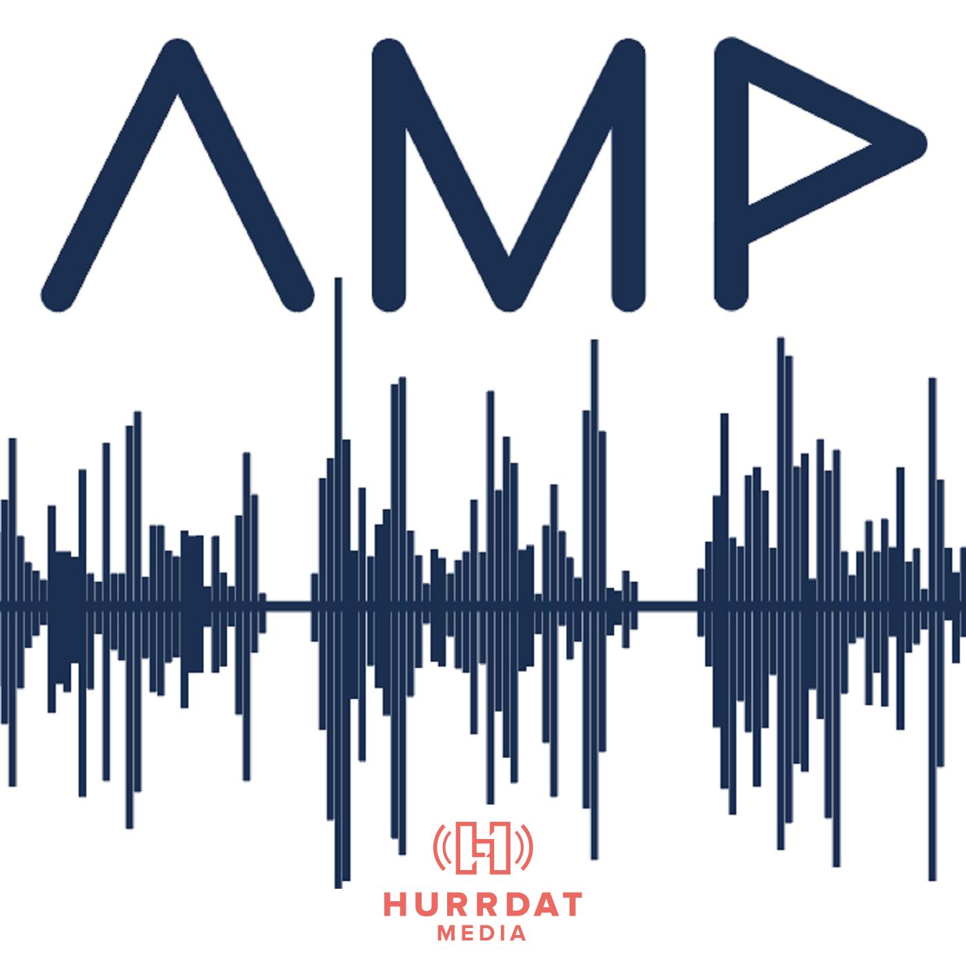 AMP show art