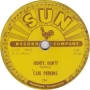 Artwork for Carl Perkins - Honey Don't - Time Warp Song of the Day