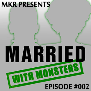 Married With Monsters #002 - Doctor Strange
