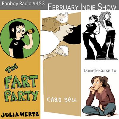 Fanboy Radio #453 - February Indie Show