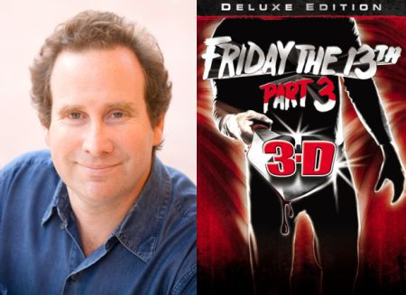 "Episode 38 - Larry Zerner AKA ""Shelly"" from Friday the 13th Part 3 in 3D!"
