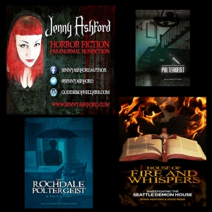 S2 Episode 84: Interview with Jenny Ashford | Ghost Stories | Hauntings | Paranormal and The Supernatural