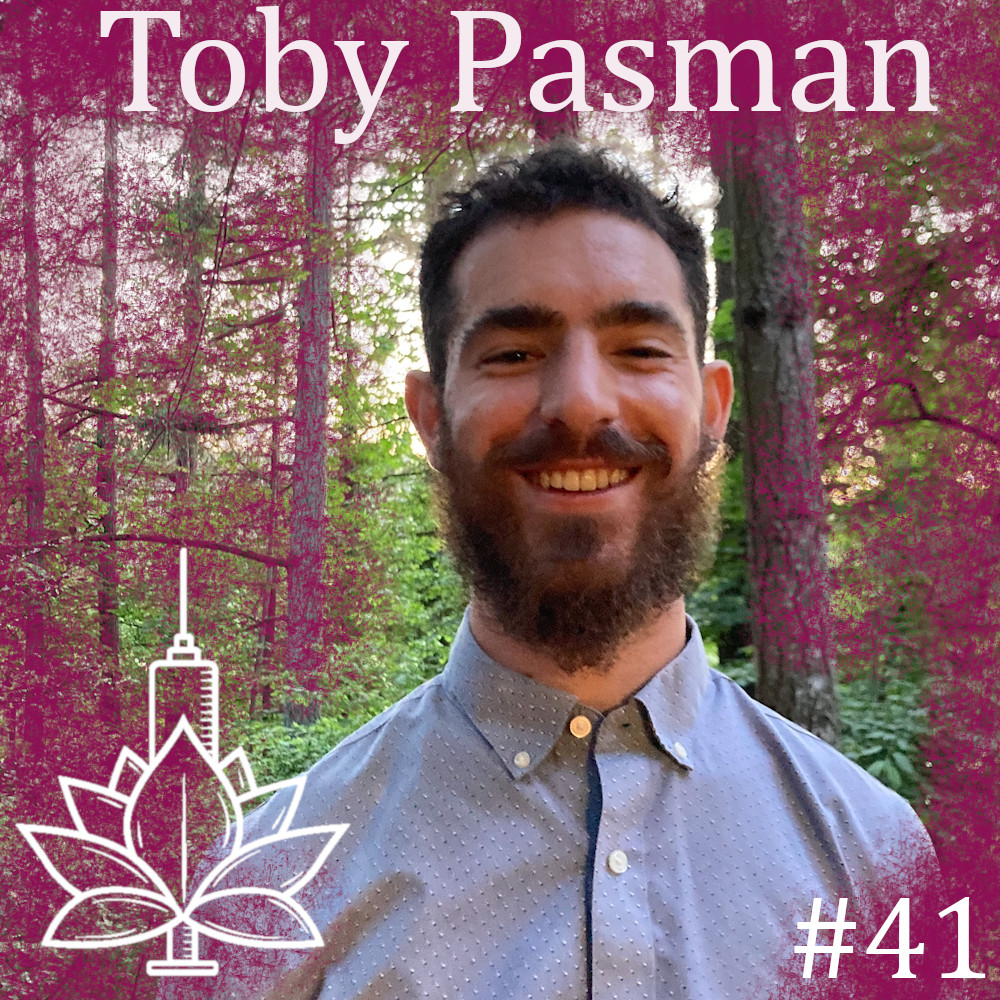 Psychedelics and Neuroplasticity with Toby Pasman show art