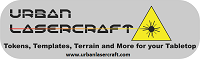 New Sponsor: Urban Lasercraft