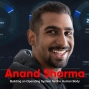 Artwork for Building an Operating System for the Human Body ft. Anand Sharma || Episode 70
