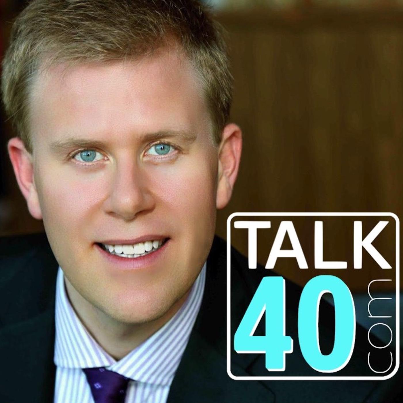 Talk40.com #MAGA News Politics Podcast - BRYAN CRABTREE. show art